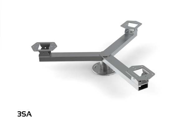 External Cctv Brackets For Fixed Camera Wec Cctv