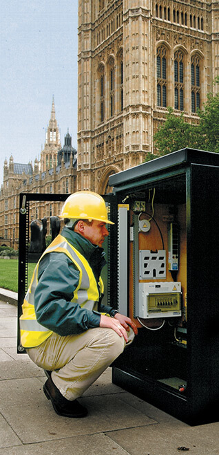 Cabinets / Security Enclosures